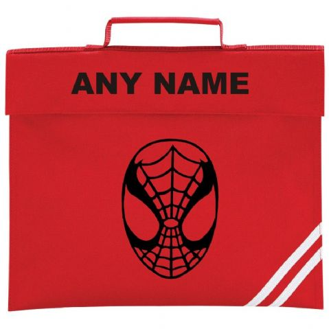 Spiderman Book Bag